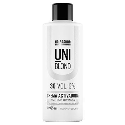 Uniblond Crema Activadora